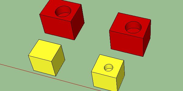différence groupe/composant