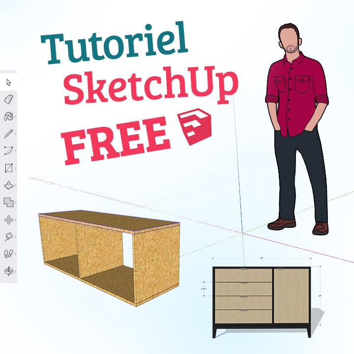 Formazione gratuita su SketchUp [PARTE 1]
