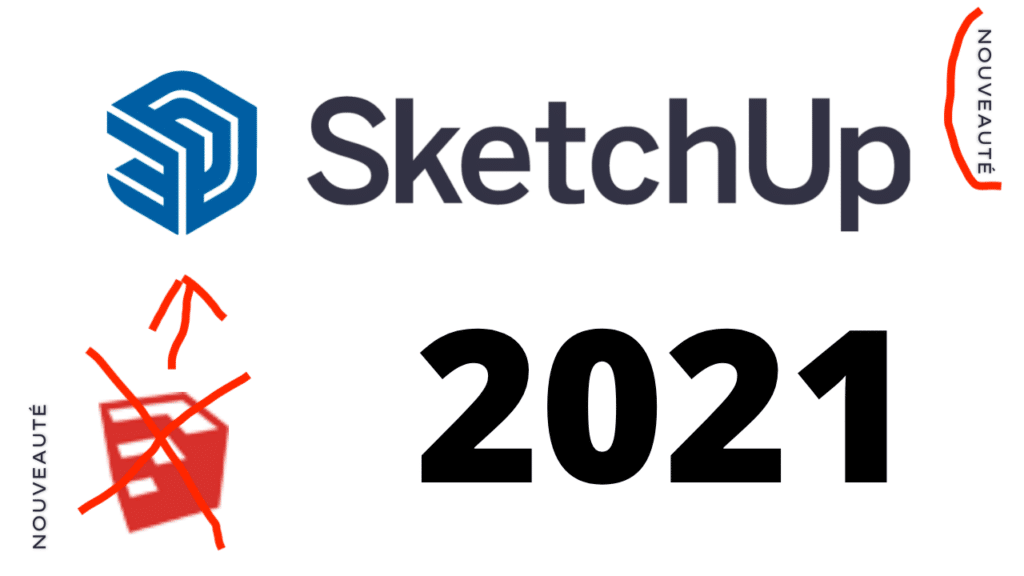 Aggiornamento Sketchup 2021